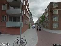 Ambulance naar Schietbaanstraat in Rotterdam