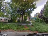 112 melding Ambulance naar Weth. Van der Veldenweg in Numansdorp