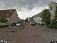 112 melding Ambulance naar Trompetstraat in Zwijndrecht