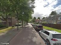 112 melding Ambulance naar Bernard Loderstraat in Amsterdam