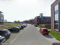Ambulance naar Westerpark in Schagen