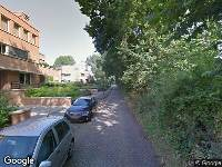 112 melding Ambulance naar Notweg in Alkmaar