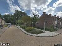 Ambulance naar Jacob Catsstraat in Heemskerk