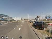 Ambulance naar Theemsweg in Botlek Rotterdam