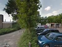 Ambulance naar Jan van Bijnenpad in Waddinxveen