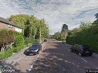 Ambulance naar Harry Hoekstraat in Wateringen