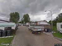 Ambulance naar Meteorenweg in Waddinxveen