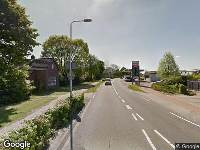 112 melding Politie naar Bruchterweg in Hardenberg vanwege letsel