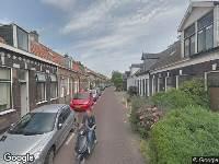 112 melding Ambulance naar Nieuwendammerdijk in Amsterdam