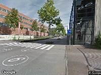 112 melding Ambulance naar Onderwijsboulevard in 's-Hertogenbosch