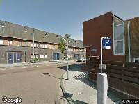 Ambulance naar Speltstraat in Rotterdam
