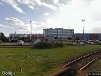 Ambulance naar Merwedeweg in Europoort Rotterdam