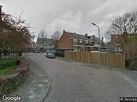 Ambulance naar Meerkoetstraat in Dordrecht