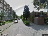 112 melding Brandweer naar Prinses Margrietstraat in Deventer vanwege waarnemen gaslucht