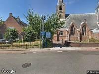 112 melding Ambulance naar Dorpsstraat in Koudekerk aan den Rijn