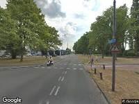Ambulance naar Euratomplein in Heemskerk