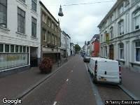 Brandweer naar Boschstraat in Breda