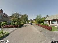 112 melding Besteld ambulance vervoer naar Christiaan Huygenslaan in Spijkenisse