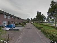112 melding Ambulance naar Landstrekenlaan in 's-Hertogenbosch