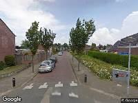 112 melding Ambulance naar Wolbergstraat in Valkenswaard