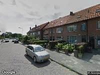 Ambulance naar Kleine Woerdlaan in Naaldwijk