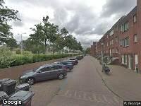 112 melding Ambulance naar Dom H. van der Laanstraat in Amsterdam