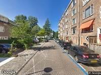 112 melding Ambulance naar Anna Bijnsstraat in Amsterdam