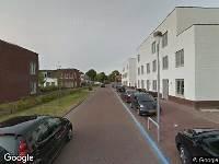 Brandweer naar Burgemeester Jansoniushof in Hoofddorp vanwege brand