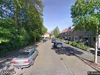 Ambulance naar J.P. Sweelinckstraat in Purmerend