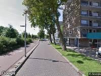 112 melding Ambulance naar Willem Andriessenlaan in Schiedam