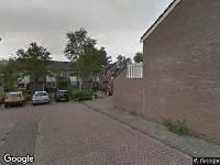 112 melding Ambulance naar Hannie Schaftstraat in Westknollendam