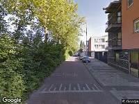 Ambulance naar Ameidestraat in Rotterdam