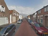 112 melding Ambulance naar Jan Tooropstraat in Katwijk