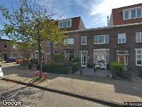 Ambulance naar Floresstraat in Haarlem
