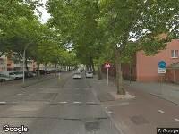 112 melding Brandweer naar Cornelis Outshoornstraat in Amsterdam