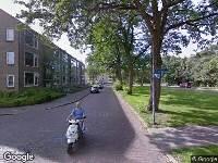 Brandweer naar Erfgooiersstraat in Hilversum