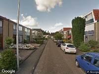 112 melding Traumahelikopter naar Leeuwerikstraat in Alblasserdam