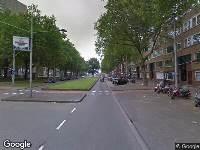 112 melding Ambulance naar Dordtselaan in Rotterdam