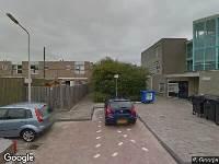 112 melding Ambulance naar Zijloeverpad in Leiden