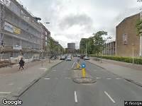112 melding Brandweer naar Jan Tooropstraat in Amsterdam vanwege brand