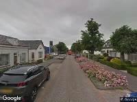 112 melding Ambulance naar Kerkweg in Pijnacker