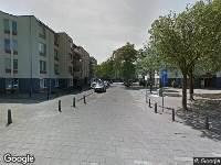 112 melding Ambulance naar Veemarktstraat in Rotterdam