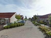 112 melding Ambulance naar Fanfare in Klaaswaal