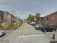 112 melding Besteld ambulance vervoer naar Kapzaag in Zaandam