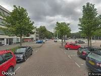 112 melding Ambulance naar Radboud in Amsterdam