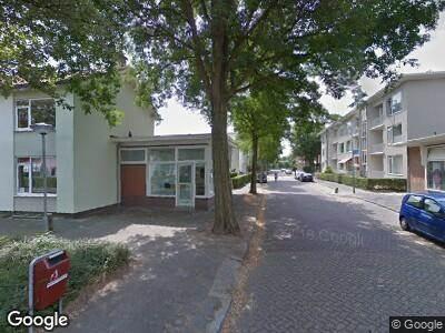 Ambulance naar Kievitstraat in Dordrecht