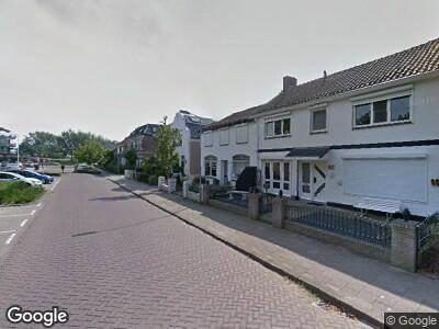 Ambulance naar Schoolstraat in Hansweert