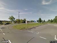 Ambulance naar Spaarnepoort in Hoofddorp