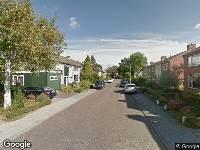 112 melding Ambulance naar Hemstraat in Kloetinge