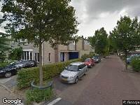 112 melding Ambulance naar Denpasarstraat in Dordrecht